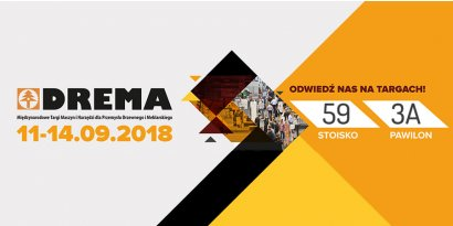 We are inviting you to the DREMA 2018 fair