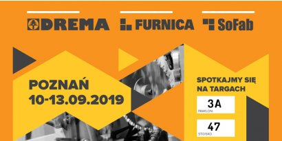 We are inviting you to the DREMA 2019 fair